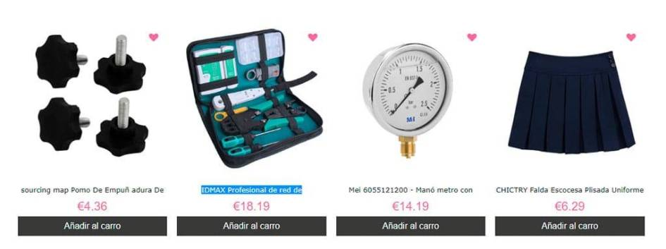 Ifnwashop.com Tienda Falsa Online