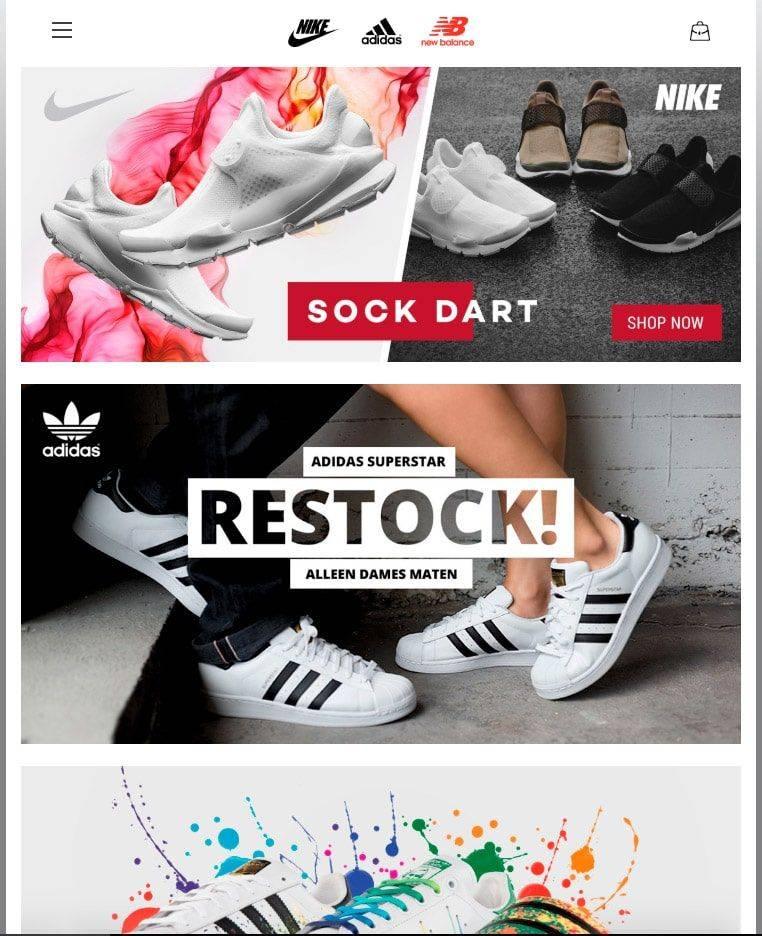 Nikene.com Tienda Online Falsa Adidas Nike New Balance