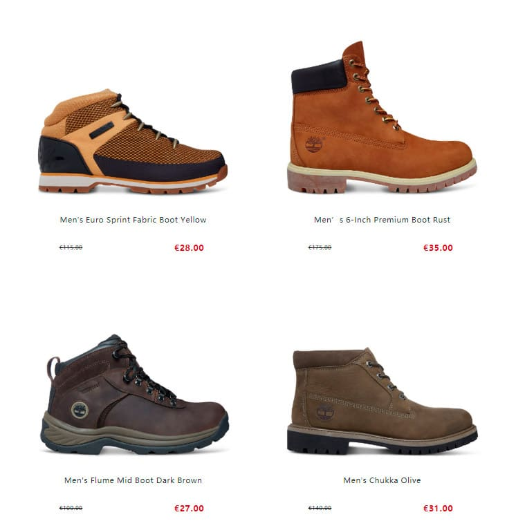 Timkk.com Fake Online Shop Timberland