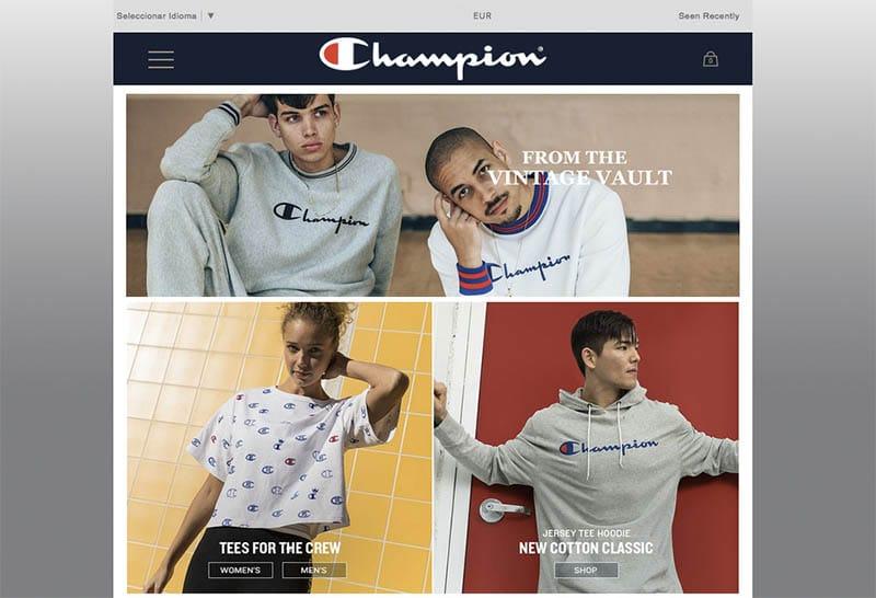 Chambb.com Fake Online Store Champion