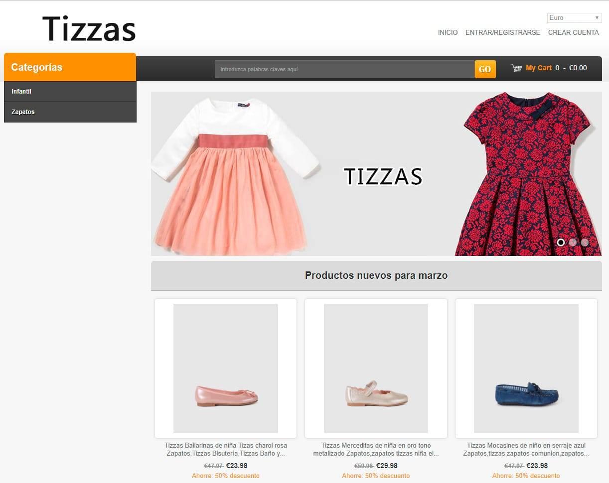 Gomezgoal.com Tienda Falsa Online Tizzas