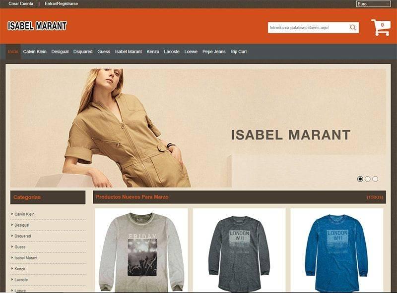 Intende.es Tienda Falsa Online Moda