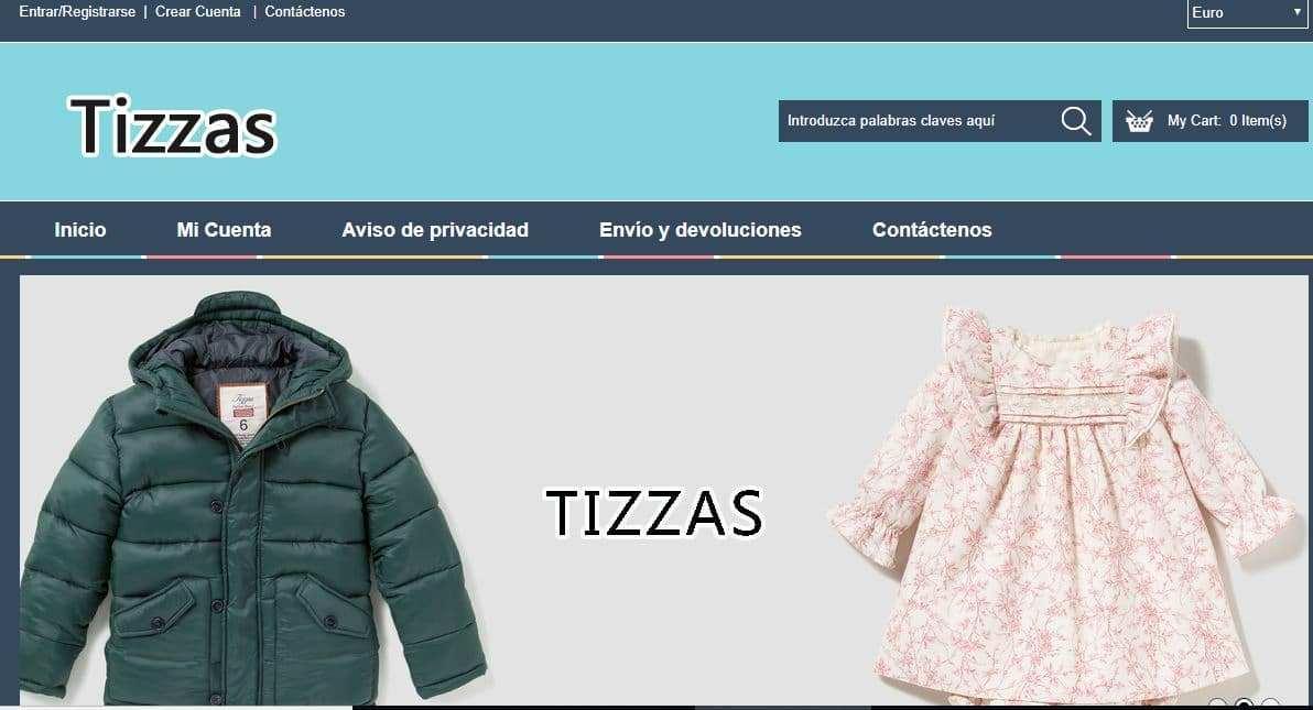 Twitchrobots.com Tienda Falsa Online Tizzas