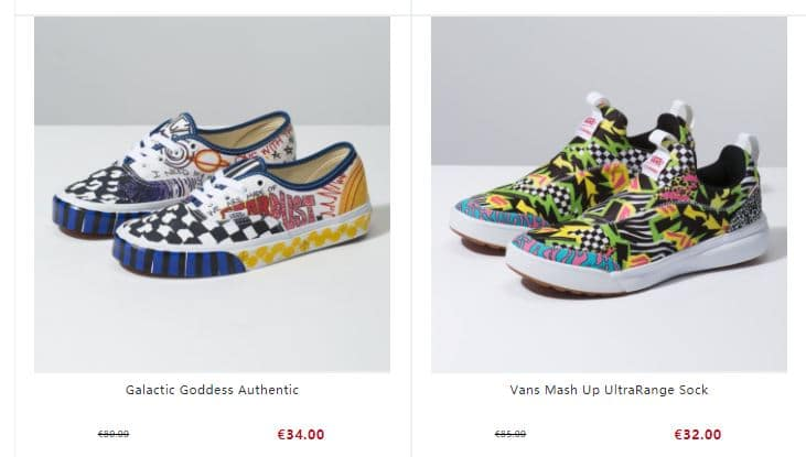 ggvanstore.club fake online shop of Vans Fakes, Scams and