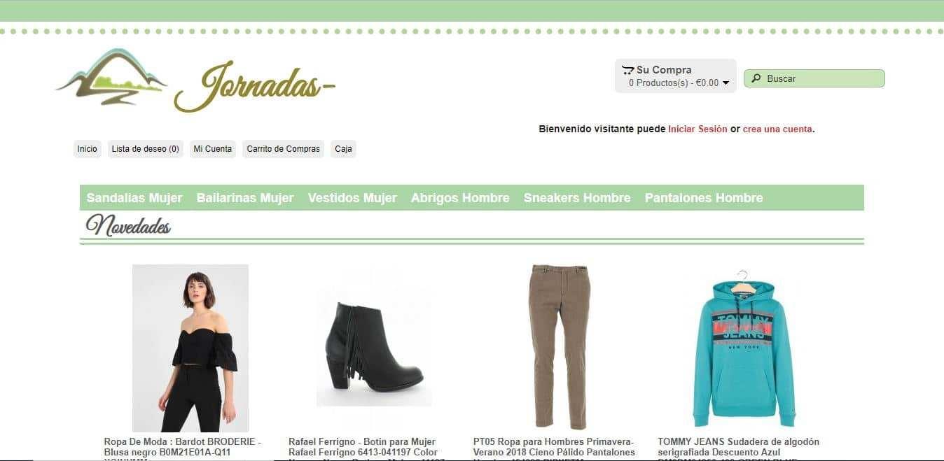 Jornadas Gpc Ets.es Tienda Falsa Online Moda