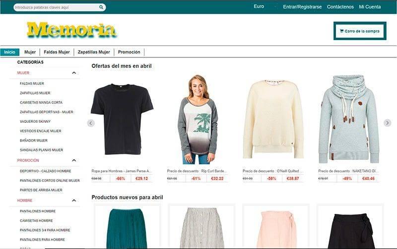 Memorialstevejobs.org Tienda Falsa Online Moda