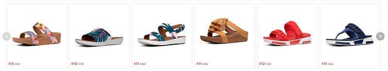 Fitflopse.com Tienda Online Falsa