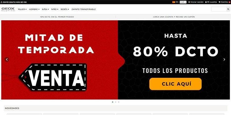 Geoxes.online Tienda Falsa Online Geox