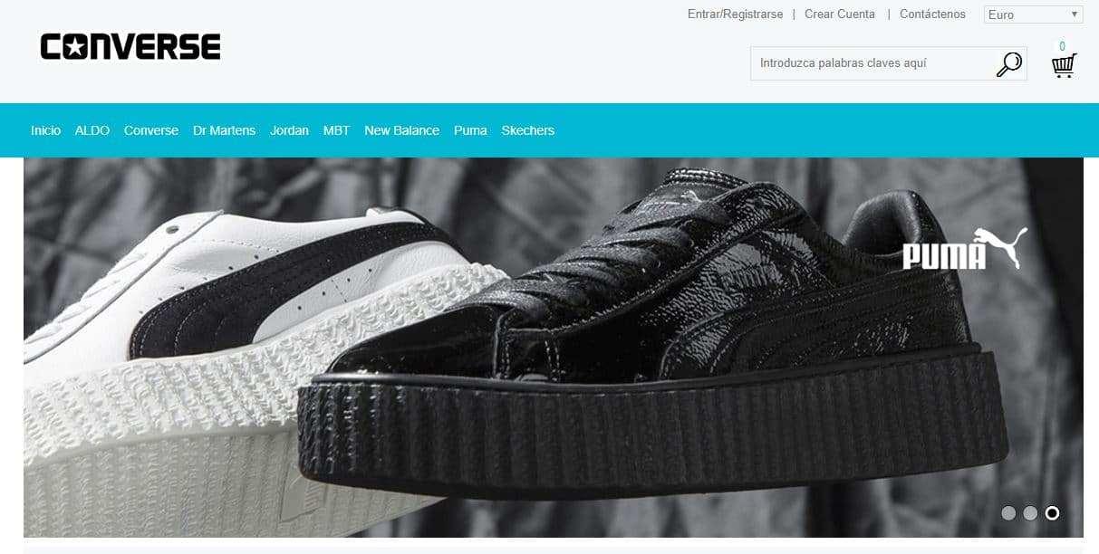 Thermoven.es Tienda Falsa Online Sneakers