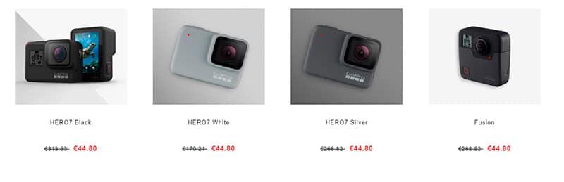 Camerasmake.com Tienda Online Fraudulenta