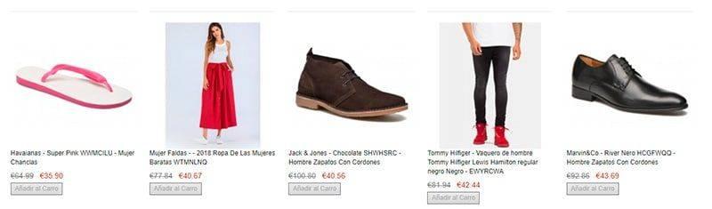 Conmicamaracuestas.es Tienda Falsa Online