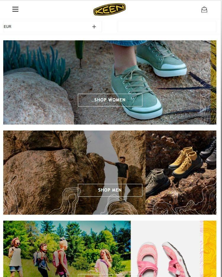 Keendd.com Tienda Falsa Online Keen