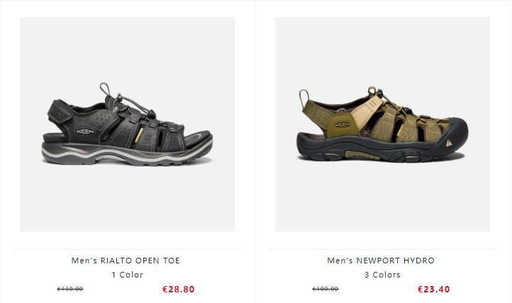 Keentk.com Fake Online Shop Footwear Keen