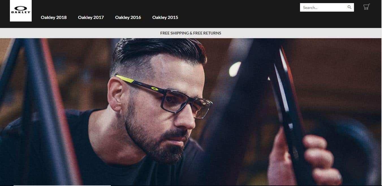 Oakmanner.ga Tienda Falsa Online Oakley