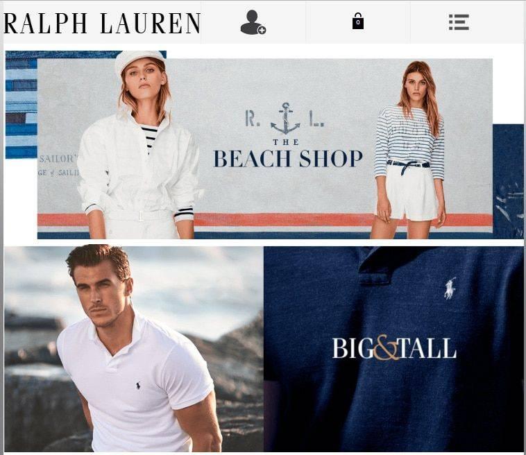 Polomc.com Tienda Falsa Online Ralph Lauren