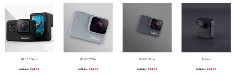 Camerastour.com Tienda Falsa Online