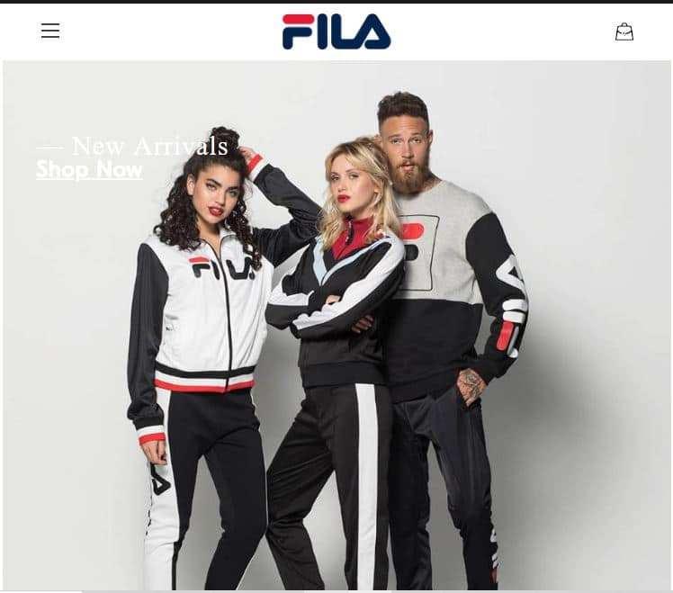 Clothestrip.club Tienda Falsa Fila