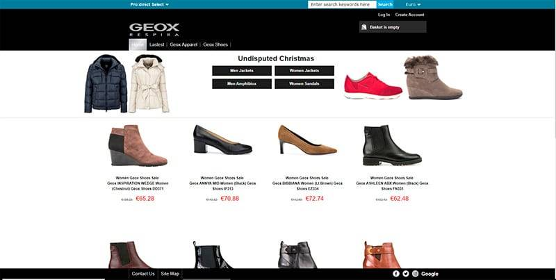 false online shop Geox Fakes, Scams and