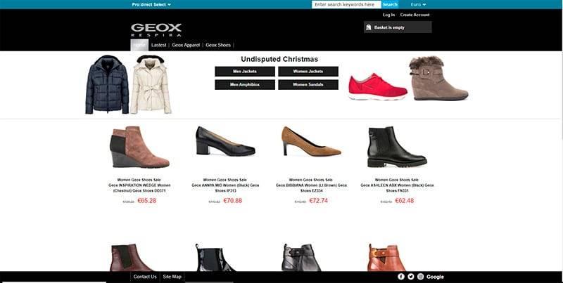 Geoxshoponline.com Tienda Falsa Online Geox