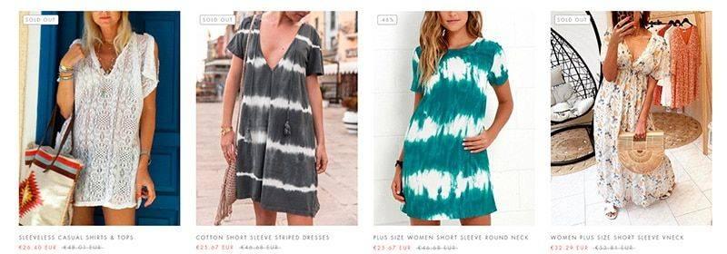 Goodsmost.com Tienda Falsa Online.