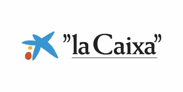 Logo Vector La Caixa Horizontal