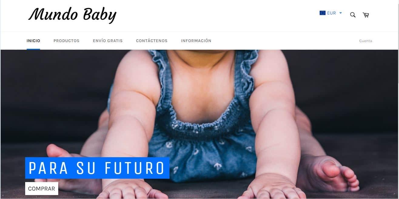 madame-spain.com Tienda Falsa Online Bebes