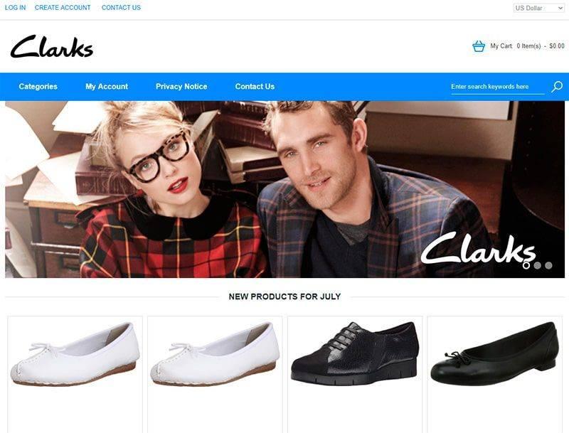 Moreoncamping.com Tienda Falsa Online Clarks