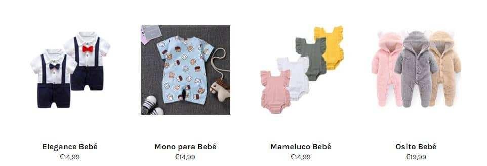 mundo-baby..com Tienda Falsa Online