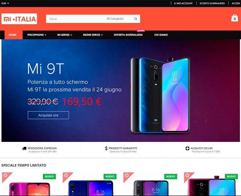 Uxiaom.com Tienda Falsa Online Xiaomi