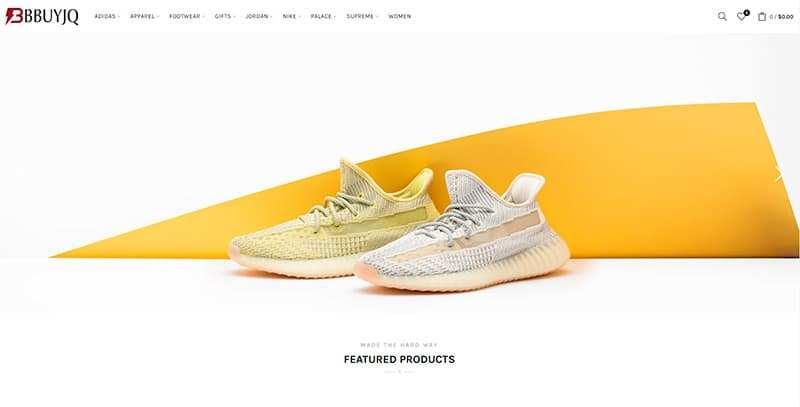 Buyjq.com Tienda Falsa Online Zapatillas