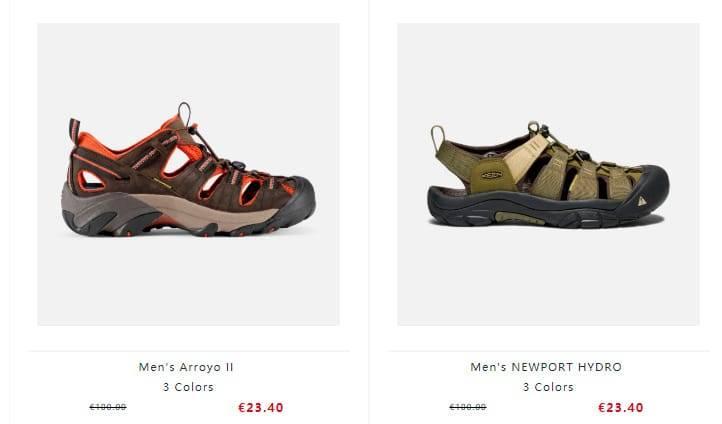 Keenoutlets.club Tienda Falsa Online