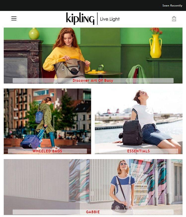 Kpshop.club Tienda Online Falsa Kipling