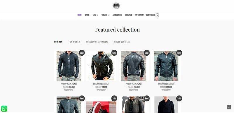 Luxurybrandgang.com Tienda Falsa Online Moda