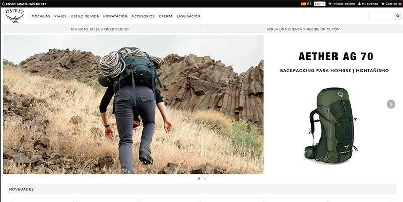 Ospreyes.online Tienda Online Falsa Mochilas Osprey