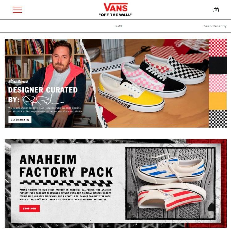 Vansbe.com Tienda Online Falsa Vans