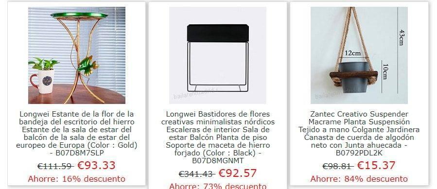 Bailarenmadrid.es Tienda Online Falsa