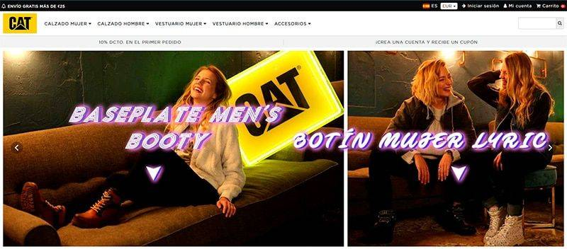 Cattienda.online Tienda Online Falsa Cat