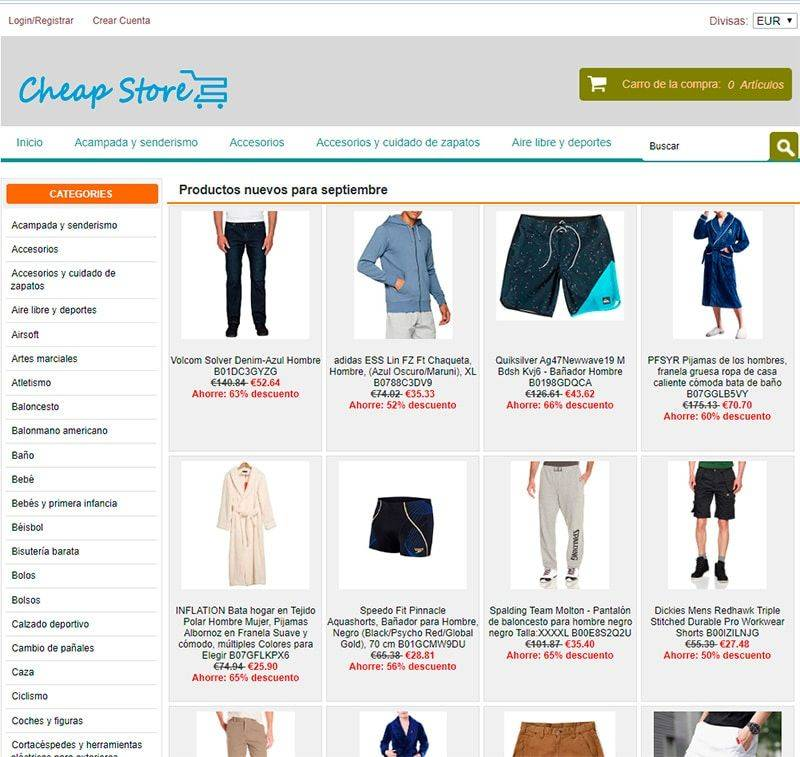 Gremiperruqueries.es Tienda Online Falsa Moda