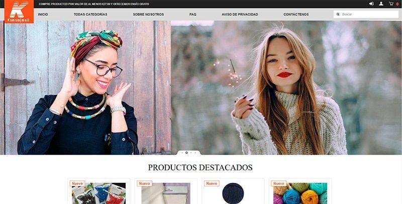 ksmsmjmall.com tienda falsa online multiproducto
