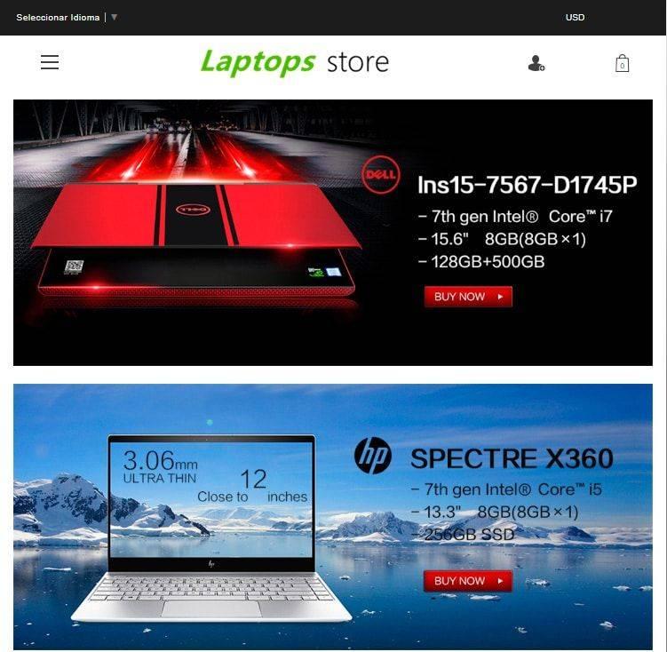 Ltnewsale.com Tienda Online Falsa Portatiles Alta Gama