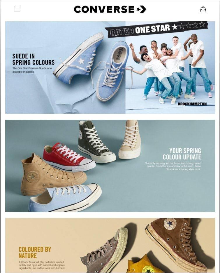 Trendshoe.club Tienda Online Falsa Converse