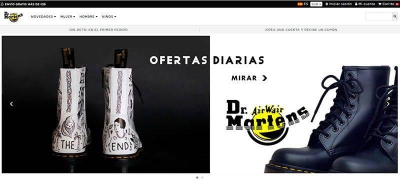 Drmartensres.online Tienda Online Falsa Dr Martens