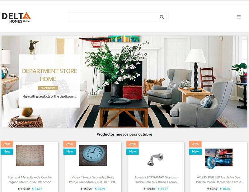 jroosevelt.com tienda falsa online decoración