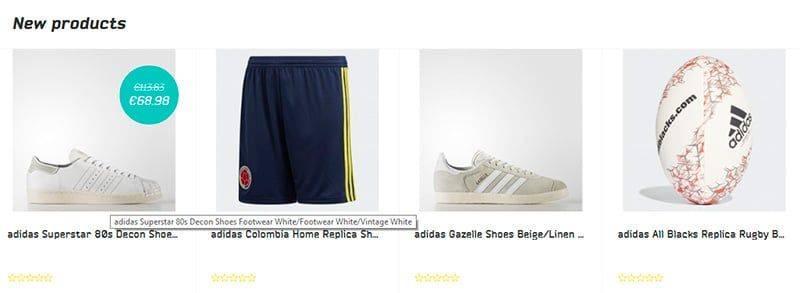 Officialstoreoutlet.com Tienda Online Falsa