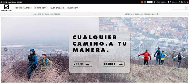 Salomone.online Tienda Online Falsa Salomon