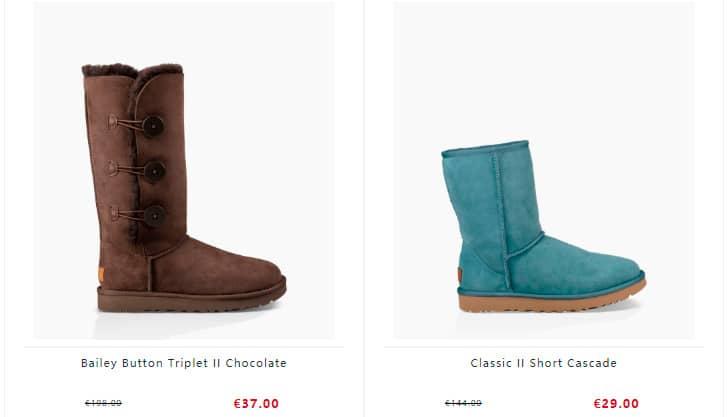 Snowbootdealss.club Tienda Online Falsa