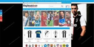 Magliecalciocn.net Tienda Online Falsa Camisetas Futbol