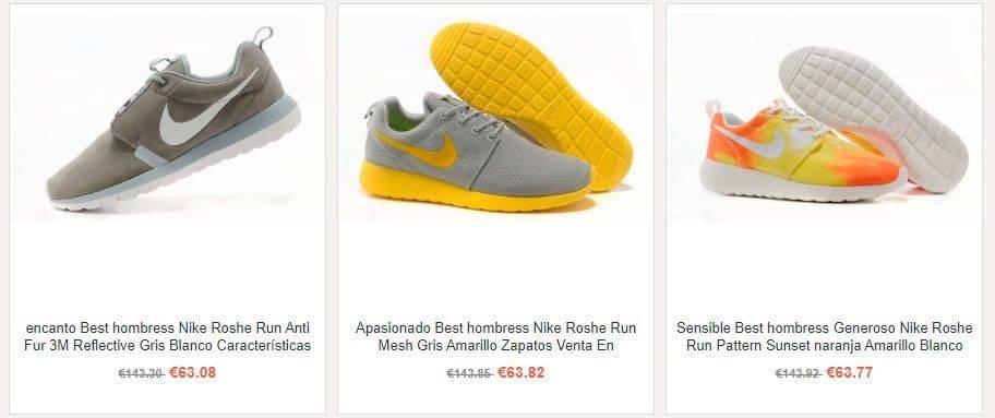 Esto Es Lo Que Quieres, Mejor En Línea Zapatillas Nike