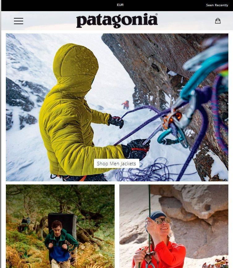 Patagonias.club Tienda Online Falsa Patagonia
