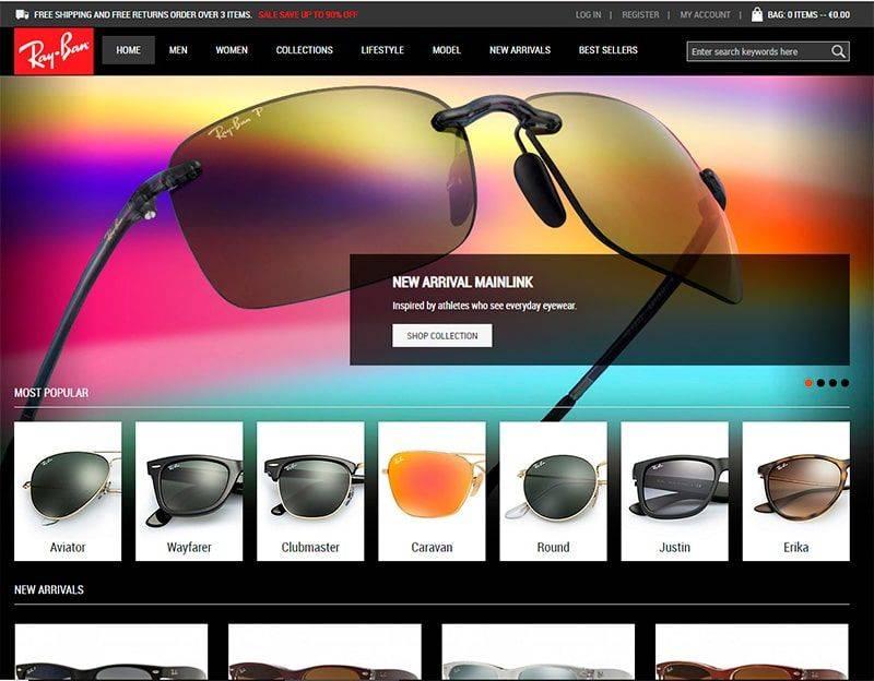 Rbnzx.com Tienda Online Falsa Gafas Sol Ray Ban